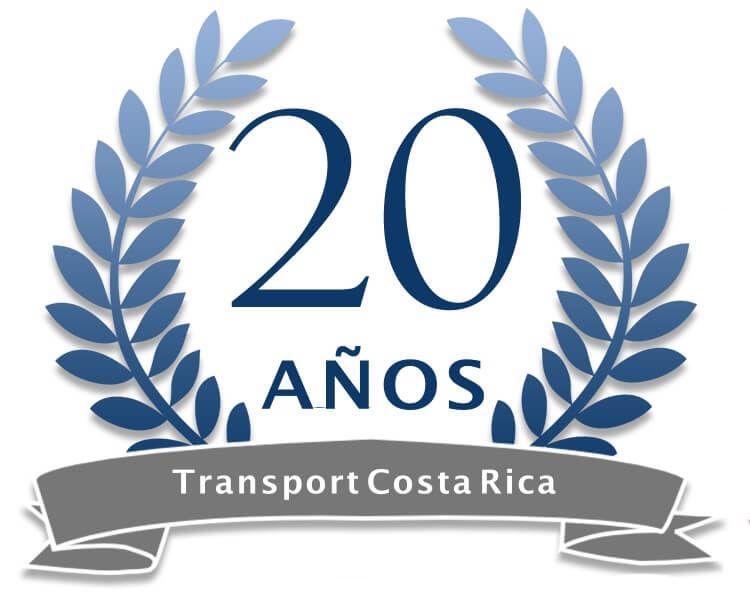 20 años de experiencia en transportes