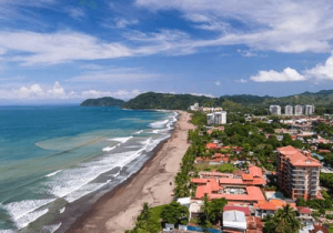 Playas en Jaco Costa Rica
