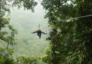 Monteverde canopy aventura