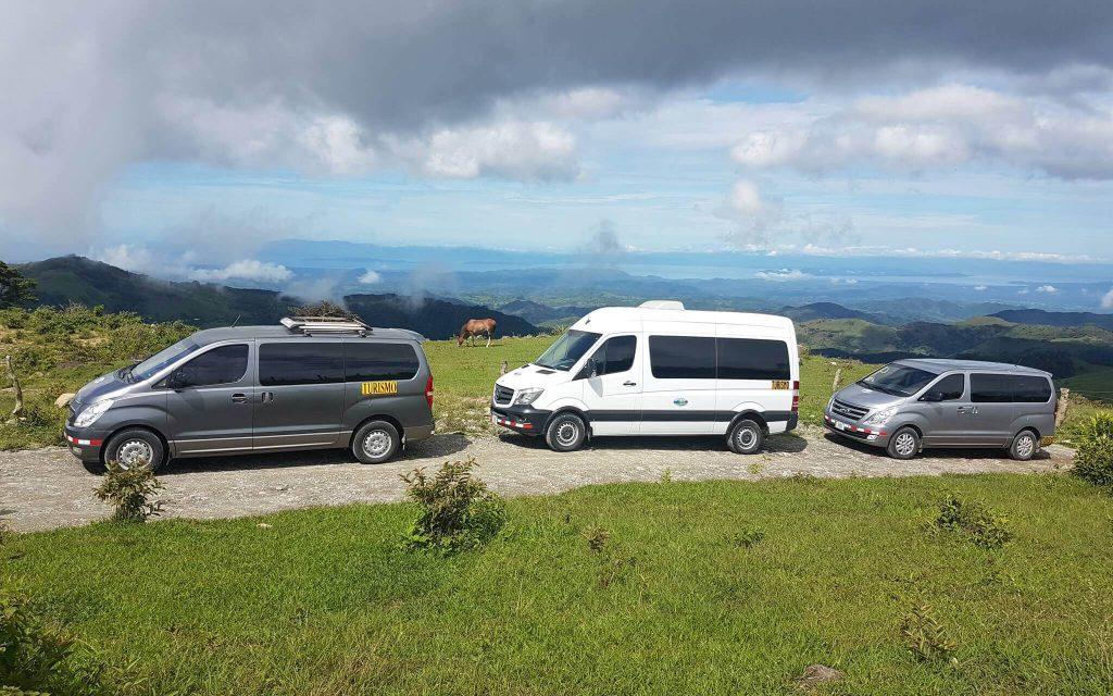 Nuestros vehículos cumplen con la revisión técnica vehicular